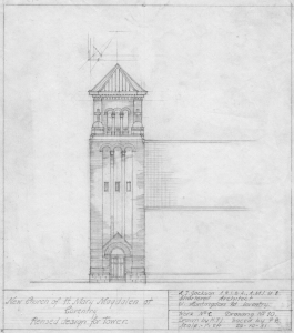 The proposed tower